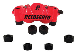 DS00 Accossato Front radial caliper spacers