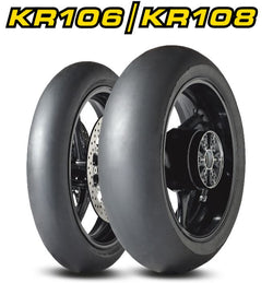 Dunlop KR108 Slick - Rear