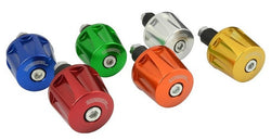 TK001 Accossato Handlebar ends - suitable for handlebars diam from 12 mm to 20 mm