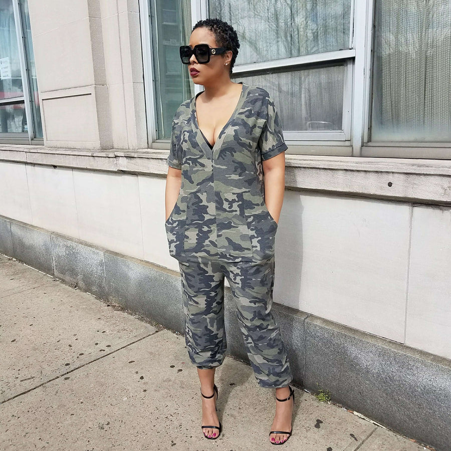The Jane Jumpsuit | The Stylish Edit