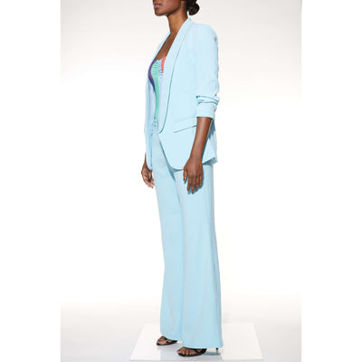 The Kennedy Powder Blue Suit Set