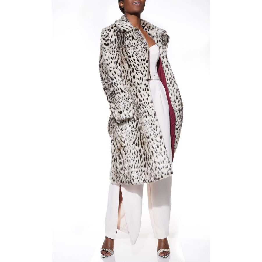 The Dominique Coat