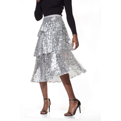 The Sasha Too Skirt | The Stylish Edit