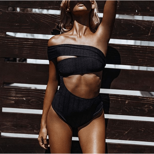 The Amber Swim | The Stylish Edit