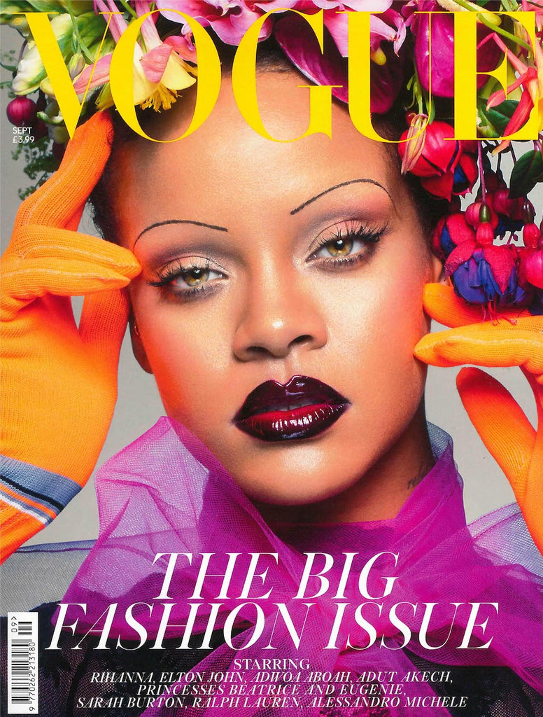 Tikiri Toys in Vogue September 2018 Cover