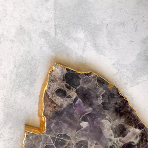 SERVING PLATTER | AMETHYST | SMALL
