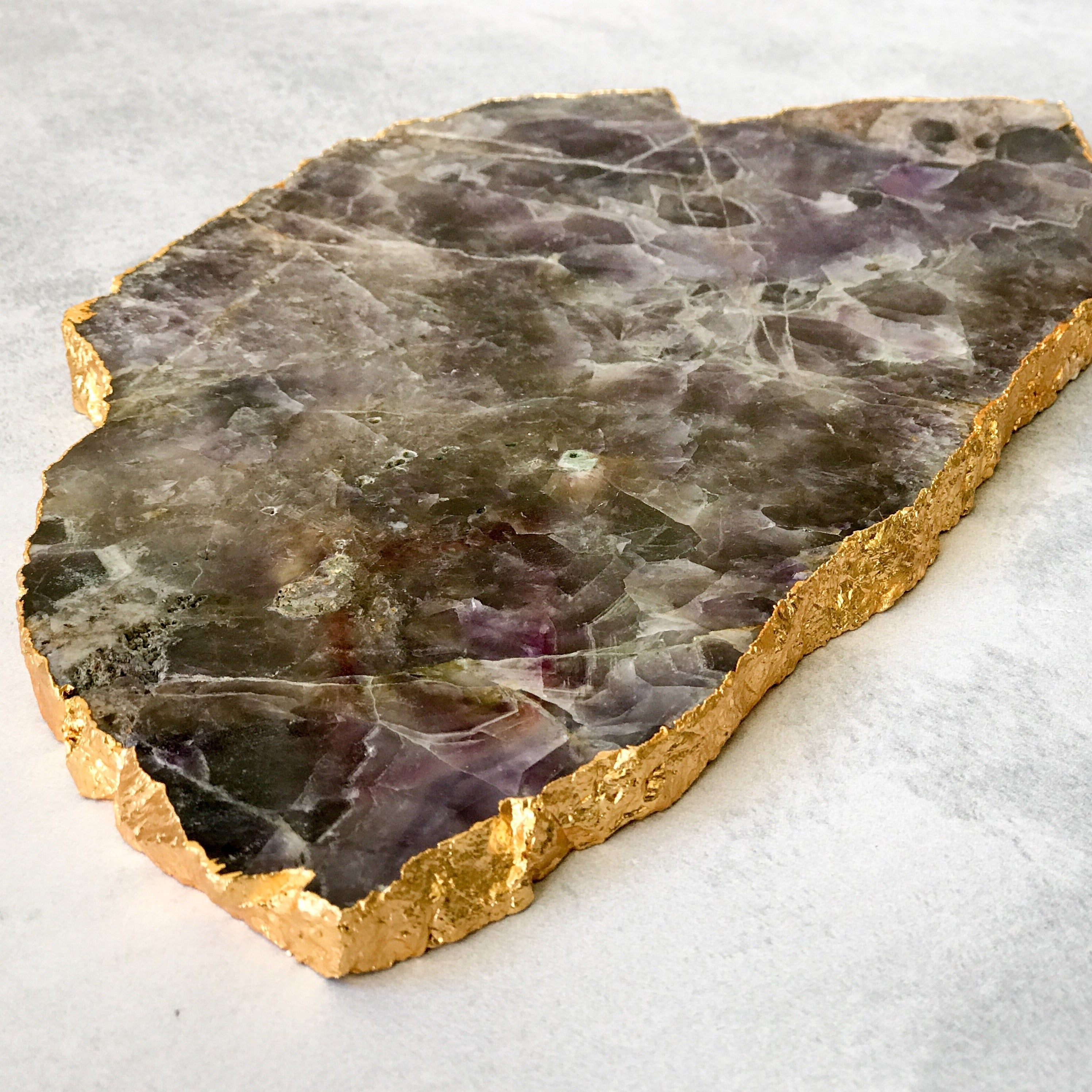 SERVING BOARD | AMETHYST | SMALL