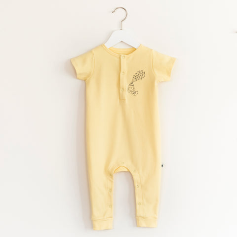 """Dream"" Jumpsuit - Yellow"