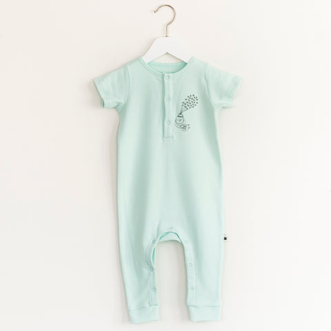 """Dream"" Jumpsuit - Mint"