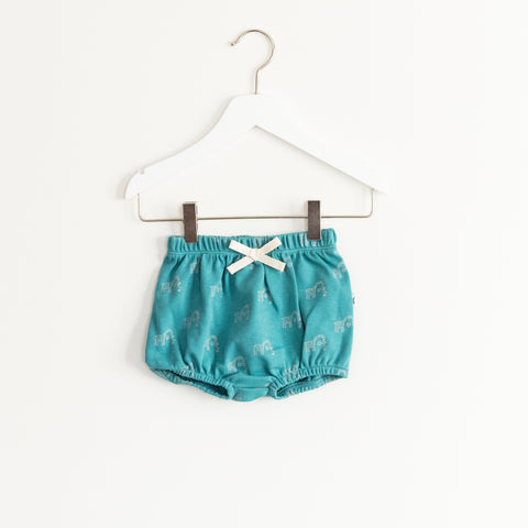 """Baloon"" Bloomer - Teal"