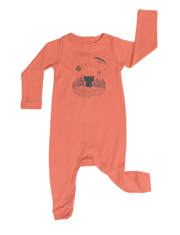 """Play"" Jumpsuit - Pink Terracotta"