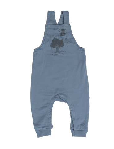 """Yucca"" Dungarees - Infinity Blue"