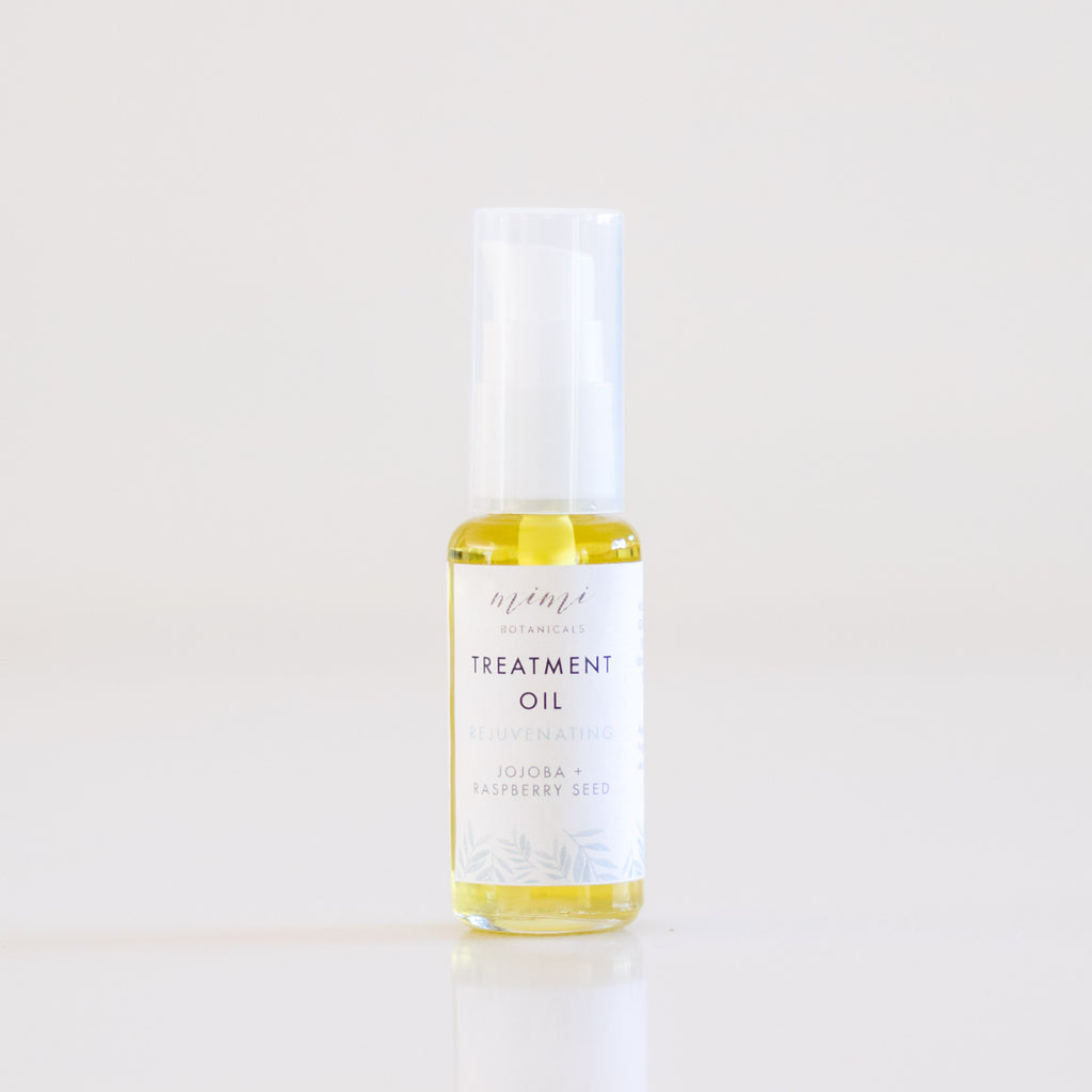 REJUVENATING TREATMENT OIL