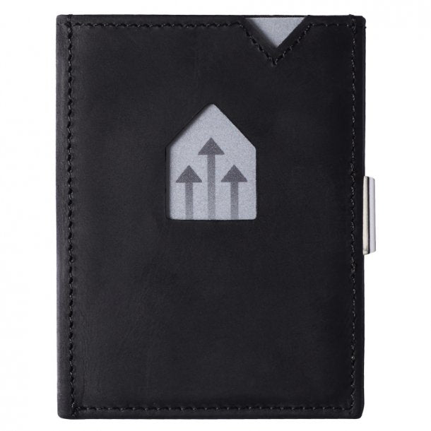 WALLET - Nubuck Black