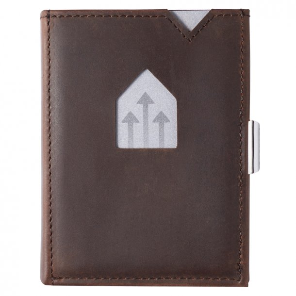 WALLET - Nubuck Brown