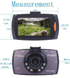 "Car Dash Camera Recorder HD 1080P 2.7""-a2zshopping.com.au"