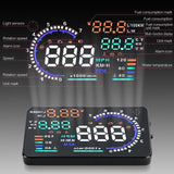 GPS Cars Head-up-display HUD Windshield Speedometer-a2zshopping.com.au
