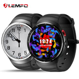 LEMFO Smart Watch for IOS Android-a2zshopping.com.au