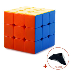 Professional Speed Cube Magic Cube 3x3x3 - A2Z Shopping