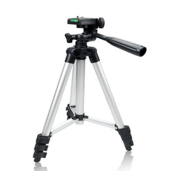 Universal Tripod 4 Sections Lightweight Tripod Portable Tripod With Bag-a2zshopping.com.au