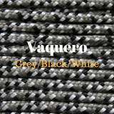 Vaquero Paracord for Custom Horse Equipment
