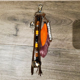 Trail / Saddle Bells with Beads