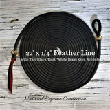 22' Ground Training Feather Driving Line