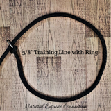 22' Ground Training Feather Driving Lines