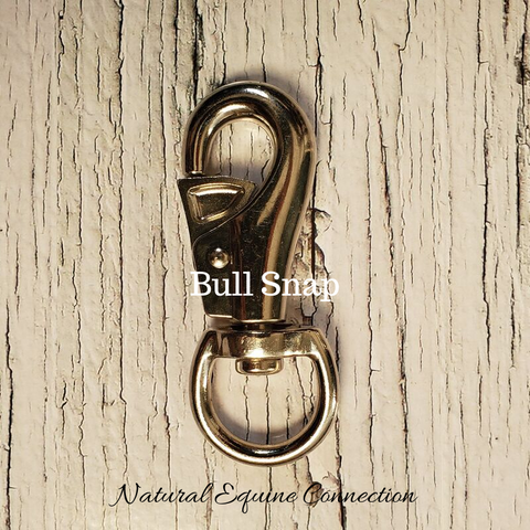 Bull Trigger Snap for Horse Training Lines