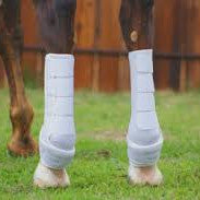 The Equine Iconoclast Extra Tall Orthopedic Support Boots offer superior protection for your horse and are available in Canada at Natural Equine Connection