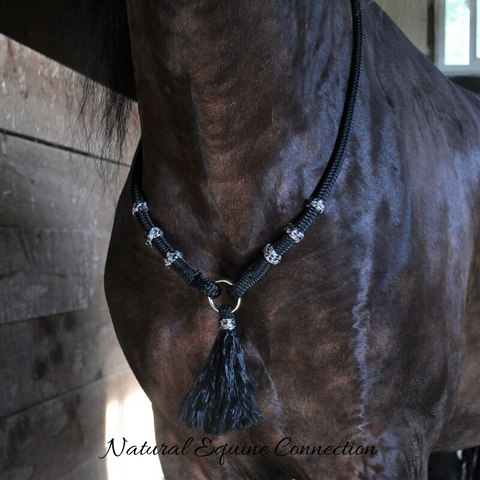 "1/2"" Horse Neck Rope / Cordeo"