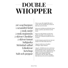 Double Whopper