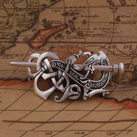 Image of Viking Knot Hairpins