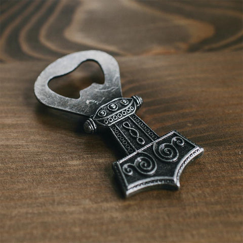 Image of Mjölnir Bottle Opener