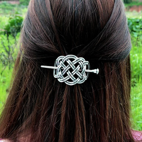 Celtic Knot Hairpins