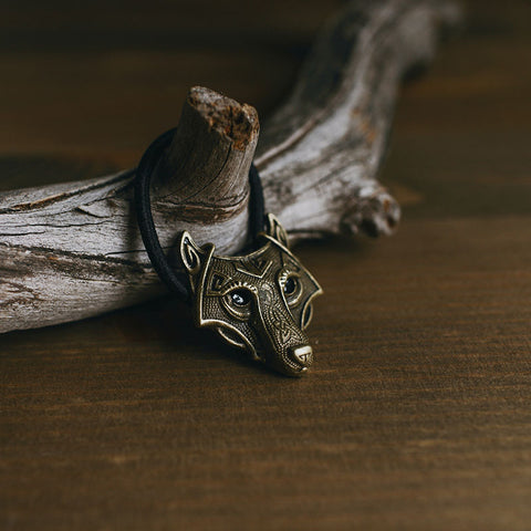 Image of Norse Wolf Hair Band (Set of 3)