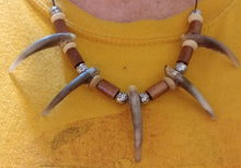 Custom Badger Claw Protection Necklace