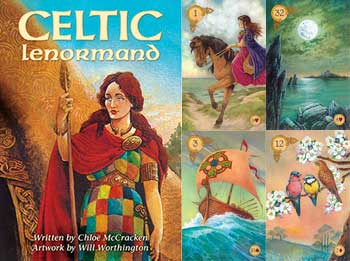 Celtic Lenormand Oracle Deck