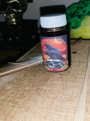 Dove's Blood Ink 1 Oz.
