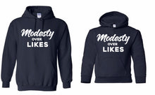Modesty Over Likes Hoodie
