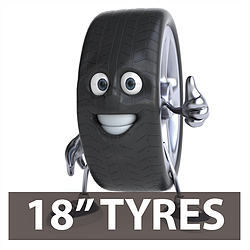 "18"" Tyres"