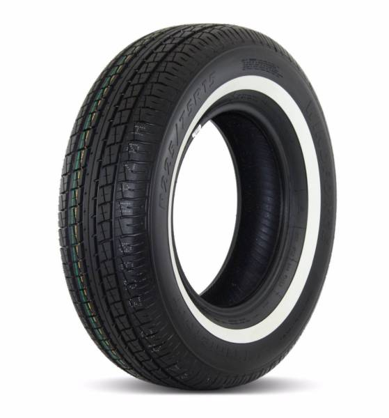 195R14C 106/142R APLUS A866 (Whitewall)