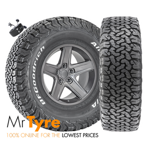 Mr Tyre BFG K02 255/70R16 or 2557016 Gold Coast Tyres, brisbane online tyres