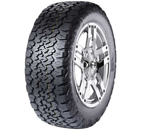 BLACK BEAR LT265/70R17 121/118S 10PR RED/L A/T II