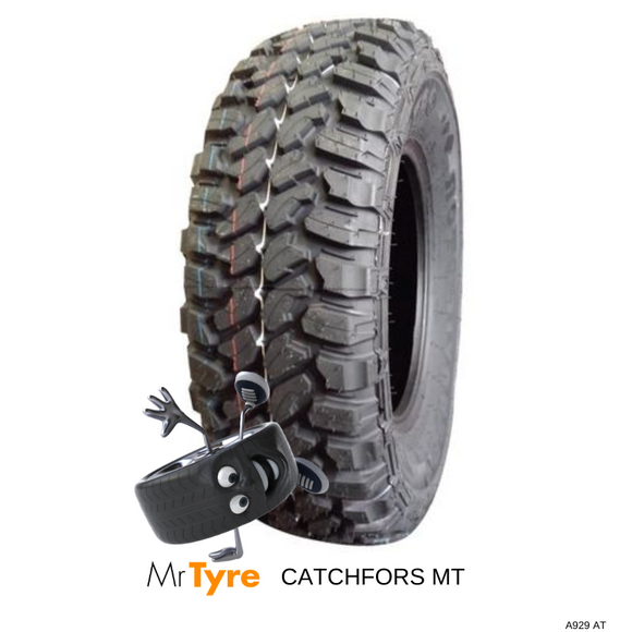 285/75R16 126/123Q CATCHFORS MT - MUD TYRES