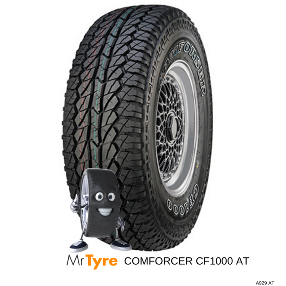 35X12.50R20 LT 121S 10PR CF1000 AT - ALL TERRAIN