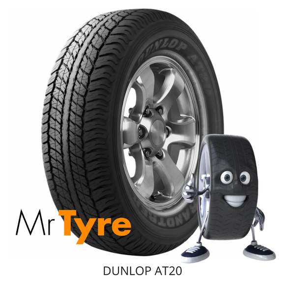 DUNLOP 265/60R18 110H GRANDTREK AT20 - ALL TERRAIN