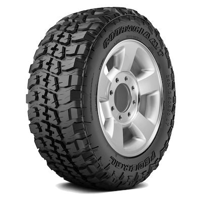 FEDERAL 315/75R16 LT 127Q 10PR COURAGIA M/T - MUD TYRE