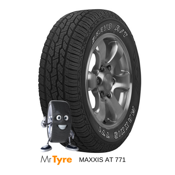 MAXXIS 265/65R17 AT771 10PR 120/117S - ALL TERRAIN