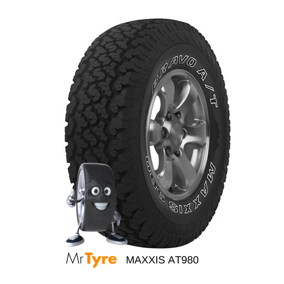 MAXXIS 265/70R17 AT980 8PR 118/115Q - ALL TERRAIN